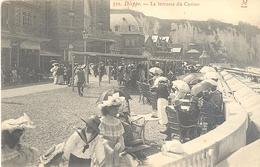 Dieppe - La Terrasse Du Casino - Dieppe
