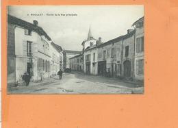 CPA - ROULLET - Entrée De La Rue Principale - Francia