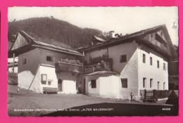CPA (Réf Z 1133 ) AUTRICHE) Sommerfrische OBERTILLACH Osttirol ,,ALTER BAUERNHOF - Lienz