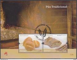 PORTUGAL 2010 HB-302 USADA (1º DIA) - Blocks & Sheetlets