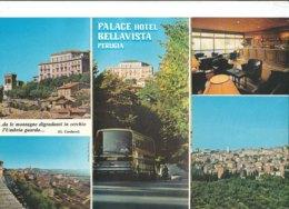 B2043 - Brochure PERUGIA - PALACE HOTEL BELLAVISTA Ed. Anni '80 - Dépliants Touristiques