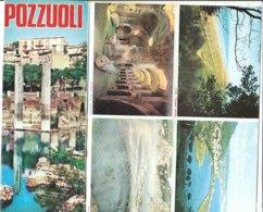 B2044 - Brochure NAPOLI - POZZUOLI CAMPI FLEGREI Ed. Anni '80/LAGO D'AVERNO/LICOLA/LAGO LUCRINO/BACOLI/CUMA - Dépliants Touristiques