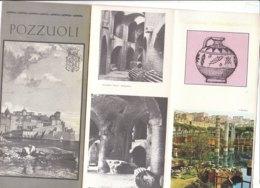 B2045 - Brochure NAPOLI - POZZUOLI CAMPI FLEGREI Ed. Anni '80 - Dépliants Touristiques