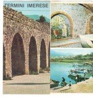 B2050 - Brochure PALERMO - TERMINI IMERESE Ed. EPT Anni '80/CACCAMO - Dépliants Touristiques