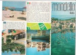 B2053 - Brochure PALERMO - MONDELLO LIDO Ed. Anni '80 - Dépliants Touristiques