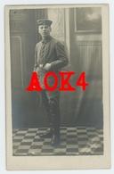 Dour Mons Soldat Allemand 1918 Photographe Victor Tonnoir Hainaut Occupation Allemande - Dour