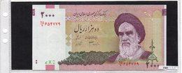 Banconota Iran 2000 Rials - Iran