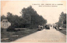 72 CIRCUIT DE LA SARTHE - Entre La FOURCHE Et ARDENAY - Saint Calais