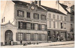 77 REBAIS - Hotel De Ville - Rebais