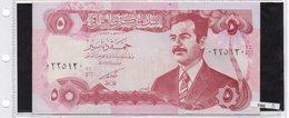Banconota Iraq 5 Dinars - Iraq