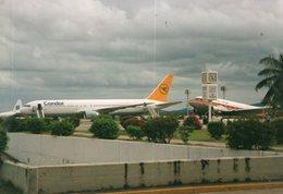Flughafen Flugzeug - Luftfahrt