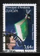 CEPT 2010 AD ES MI 370 ANDORRA SPAIN USED - Europa-CEPT