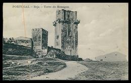 BEJA - CASTELOS -  Torre De Menagem.   Carte Postale - Beja