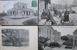 Indochine Lot 14 Cpa Annam Hué - Postcards