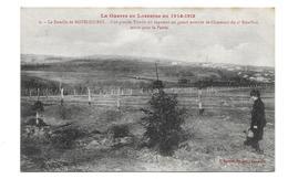 54/ MEURTHE Et MOSELLE..1914-1915..La Bataille De ROZELIEURES. Une Grande Tombe Où Reposent Un Grand Nombre De Chasseurs - Andere Gemeenten