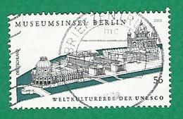 * 2002  MUSEUMSINSEL  BERLIN 12.8.02  OBLITÉRÉ TB ZUM BZ - [5] Berlin