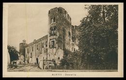 ALVITO - CASTELOS -   Carte Postale - Beja