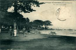 Guinée Française Vue Prise De La Jetée ? Coll. Générale Datan - French Guinea