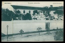 ODEMIRA - Vivenda «Almeida»  (Cliché Protasio) Carte Postale - Beja