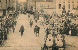 MONTARGIS CAVALCADE DU 9 AVRIL CHAR DES BEBES - Montargis