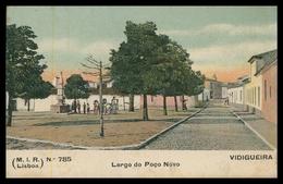 VIDIGUEIRA - Largo Do Poço Novo ( Ed. M.I.R. Nº 785) Carte Postale - Beja
