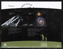 CEPT 2009 MADEIRA MI BL 44 USED - Europa-CEPT