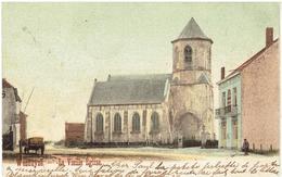 WENDUYNE - La Vieille Eglise - Wenduine