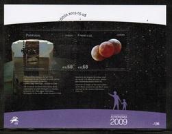 CEPT 2009 PT MI BL 281 PORTUGAL USED - Europa-CEPT
