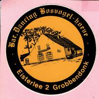 Sticker - Bar Dancing Bosvogel-hoeve - Eisterlee 2 Grobbendonk - Autocollants