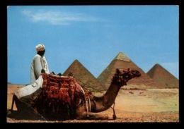C424 GIZA - PYRAMIDS - UAR UNITED ARAB REPUBLIC - Gizeh