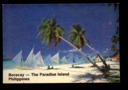 C443 PHILIPPINES - BORCAY - THE PARADISE ISLAND - Filippine
