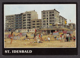 82047/ ST-IDESBALD, Strand En Zeedijk - Koksijde