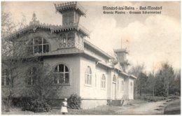 MONDORF-les-BAINS - Grande Piscine - Mondorf-les-Bains