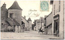 03 TREZELLE - Le Chateau - France