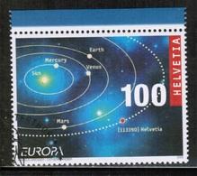 CEPT 2009 CH MI 2101 SWITZERLAND USED - Europa-CEPT