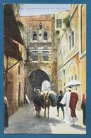 ISRAEL JERUSALEM-HOUSE ON THE RICH MAN UNUSED - Israele