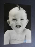 19855) BAMBINO SORRIDENTE VIAGGIATA 1953 - Portraits