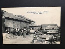 LEVAL-TRAHEGNIES - Usines Cambier - Binche