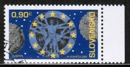 CEPT 2009 SK MI 615 SLOVAKIA USED - Europa-CEPT