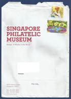 SINGAPORE POSTAL USED AIRMAIL COVER TO PAKISTAN - Singapore (1959-...)