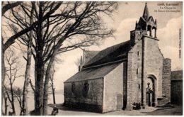 56 LORIENT - La Chapelle De Saint-Christophe - Lorient