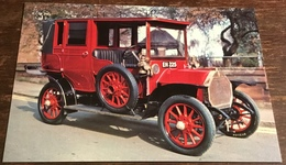 1910 Humber Landaulette - Passenger Cars