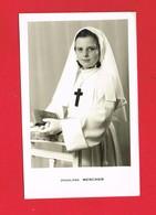 Image Pieuse ... Généalogie ... Profession De Foi Eglise St Michel De PONT L'EVEQUE - Devotion Images