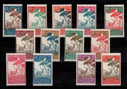 Nouvelle Calédonie - YV Taxe 26 à 38 N* Cote 17 Eur - Timbres-taxe