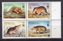 1994 - REP. DOMENICANA - Catg.. Mi. 1698/1701 - NH - (CW1822.6) - Repubblica Domenicana