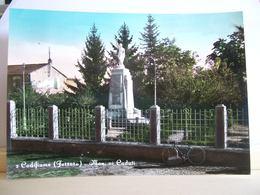 1963 - Ferrara - Argenta - S. Maria Codifiume - Monumento Ai Caduti - - Ferrara