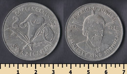 Swaziland 2 Emalangeni 1981 - Swaziland