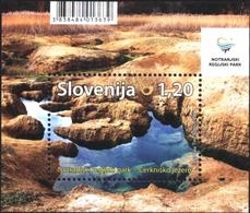 Mint S/S Park Nature  2017  From Slovenia - Slovénie