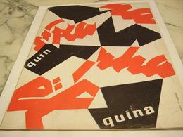 ANCIENNE PUBLICITE APERITIF ST RAPHAEL 1955 - Affiches