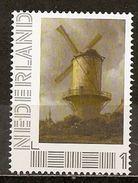Pays-Bas Netherlands 201- Moulin Peinture Van Ruysdael Painting Windmill MNH ** - 2013-... (Willem-Alexander)